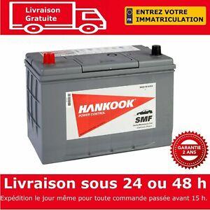 Hankook-59519-Batterie-de-Demarrage-Pour-Voiture-12V-95Ah-302-x-172-x-220mm