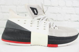 outlet store 7624c 385f2 Image is loading Adidas-Dame-3-Rip-City-BB8268-Mens-Basketball-