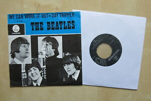 THE-BEATLES-We-Can-Work-It-Out-Day-Tripper-Original-Dutch-7-034-in-picture-sleeve