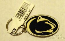 Penn State Nittany Lions Pewter Medallion Keychain Key chain University of
