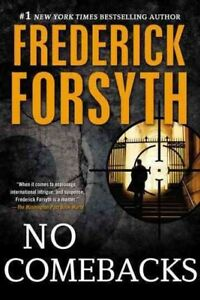 No-Comebacks-Paperback-by-Forsyth-Frederick-Brand-New-Free-shipping-in-th