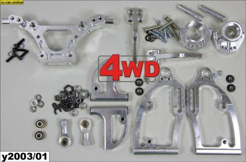 FG 4WD Sportsline Modelle y2003 front suspension set Tuning Alu-Vorderachsset