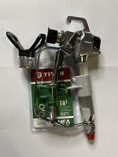 Titanspraytech G 10 Spray Gun Rare With515 Tip Amp Guard 0296329