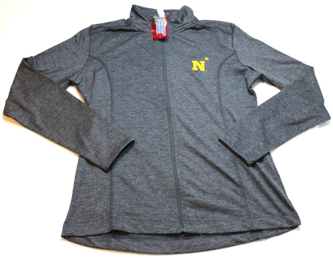 Ouray Sportswear NCAA Navy Mens Electrify 1//2 Zip PulloverElectrify 1//2 Zip Pullover Navy Heather//Navy M