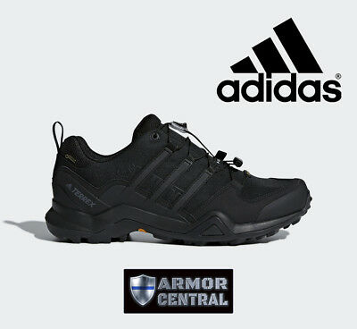 super popular 7044c d568e NEW Mens Black Adidas Terrex Swift R2 GTX Shoes - Waterproof - CM7492