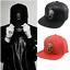 Homme-Femme-Casquette-Cuir-Chapeau-Snapback-Reglable-Hip-hop-Visiere-Baseball miniature 1
