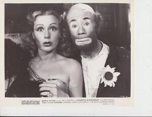 "Joe E. Brown in ""Casanova in Burlesque"" With June Havoc 1944 | eBay"