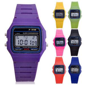 F-91W-Digital-LED-Electronic-Sport-Wristwatch-Unisex-Retro-Watch-Children-Acces