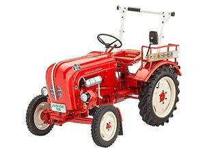 porsche diesel junior 108 1 24 revell traktor modell. Black Bedroom Furniture Sets. Home Design Ideas