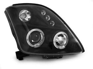 Shop Import Paire de Feux phares Pathfinder 05-10 Angel Eyes Chrome