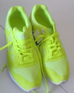 Scarpe ASICS GEL H529Y Safety Yellow tag. 46 NUOVE