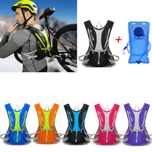 73e4bf678c 5L MTB Bicycle Cycling Water Backpack Hydration Pack Hiking Camping ...