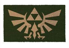 The Legend Of Zelda Majoras Mask Black Door Mat 60x40cm