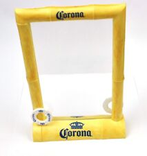 Corona Bier USA Bambus Style Tischaufsteller Menü Speisekarten Halter Ständer