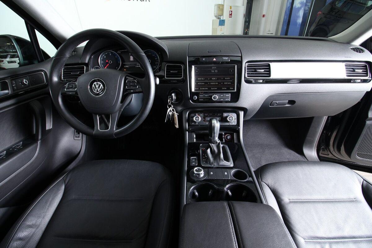 VW Touareg 3,0 V6 TDi 204 Tiptr. 4M