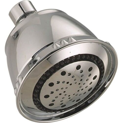 Delta Faucet 75566Csn Faucets Universal Fixed 5-Setting Traditional Shower Head