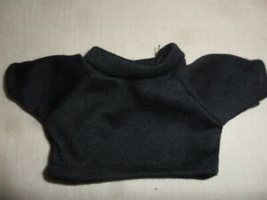 New-Small-T-Shirt-Black-For-Approx-7-7-8in-Bear