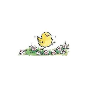 Image Is Loading PENNY BLACK RUBBER STAMP DANCING BABY CHICK CHICKEN