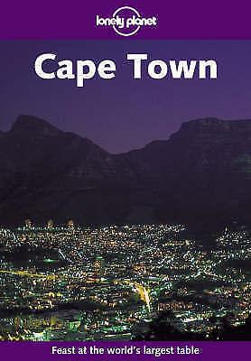 """AS NEW"" Richmond, Simon, Murray, Jon, Cape Town (Lonely Planet City Guides), Bo"