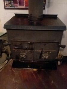 Wood Stoves For Sale >> Details About Winter Knight Wood Stove For Sale