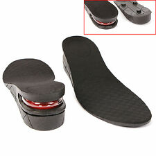 Men Shoe Insole Air Cushion Heel insert Increase Taller Height Lift 5 cm