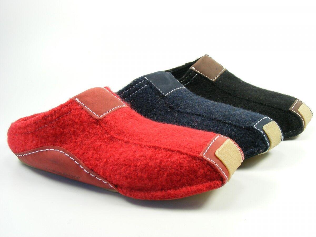 Haflinger Pocahontas 411001 Schuhe Damen Herren Hausschuhe Pantoffeln Wolle     |  | Outlet Online  | Bekannt für seine hervorragende Qualität