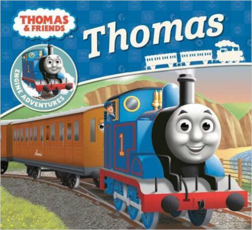1 of 1 - Thomas & Friends: Thomas (Thomas Engine Adventures), Excellent, NO AUTHOR Book