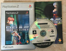 Dead or alive 2 COMPLET (PS2)
