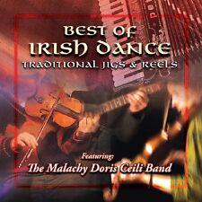 MALACHI DORIS CEILI BAND BEST OF IRISH DANCE CD -TRADITIONAL JIGS & REELS