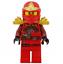 Lego-Kai-ZX-9561-9441-9449-with-Armor-Ninjago-Minifigure thumbnail 1