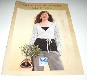Dale Of Norway Knitting Pattern Books : DALE of NORWAY knitting yarn pattern book #171 with 11 designs for WOMEN eBay
