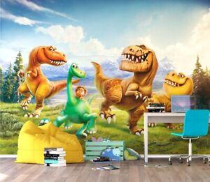 Mode 2019 Disney Papier Peint Papier Peint De Chambres D'enfants La Bonne Dinosaure Photo Premium-afficher Le Titre D'origine