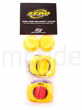 Speedplay Zero Walkable Cleats Fits Zero Pedals and Aero Pedals Only - Yellow