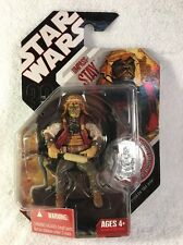 Star Wars 30th Anniversary Umpass-Stay w/ Coin - NEW MOC #27 Max Rebo Band Jabba
