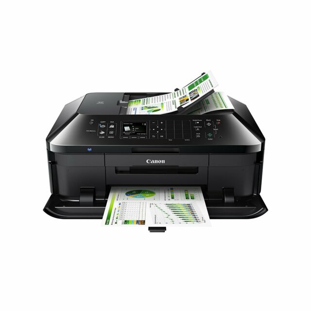 Canon PIXMA MX722 Printer MP Drivers Windows