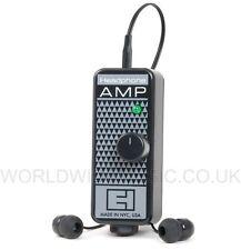EHX ELECTRO HARMONIX Pedal de amplificador de auriculares tamaño NUEVO