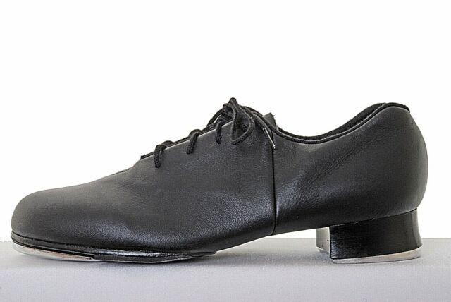 Bloch Men/'s Black Tap Flex