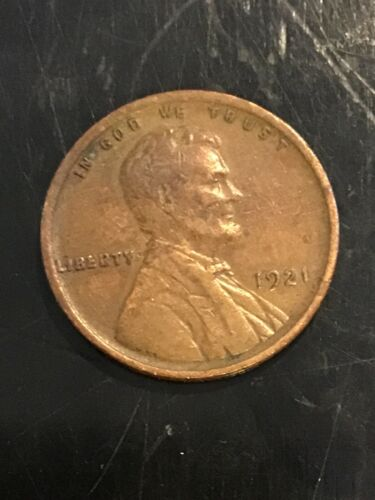15/% off 5+ 1921 P Lincoln Wheat Penny
