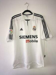 REAL-MADRID-2003-2004-HOME-FOOTBALL-SHIRT-CAMISETA-FUTBOL-SOCCER-JERSEY-ADIDAS
