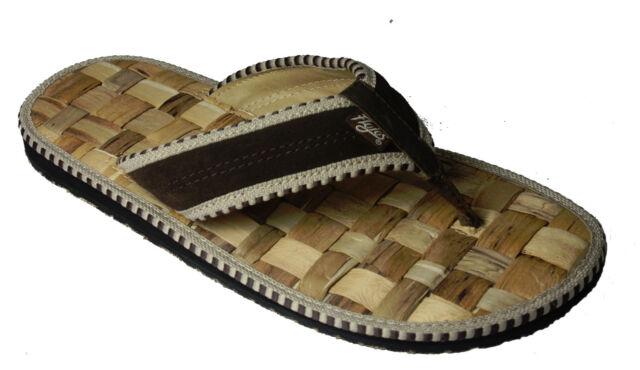 2a8125c7f Flojos Mens Suede Flip Flop Venture Sizes 41-43 42 for sale online ...