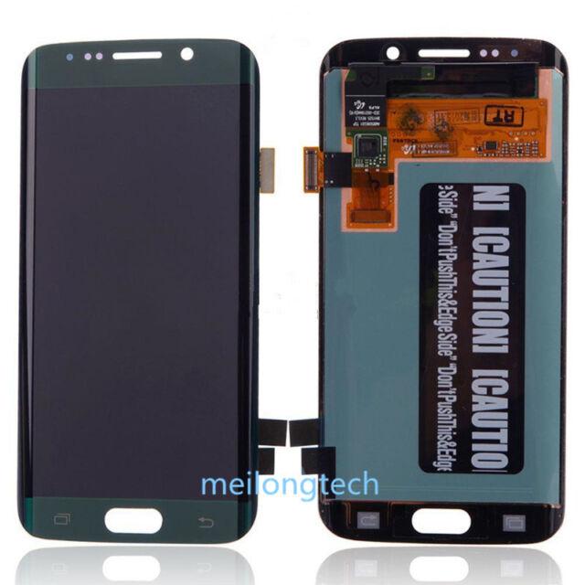Display Pantalla LCD Tactil Touch Screen Para Samsung Galaxy S6 Edge G925F Verde
