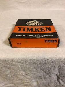 NEW IN BOX 572 TIMKEN 572