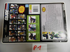 P1 firefly gi joe  US full card fullcard
