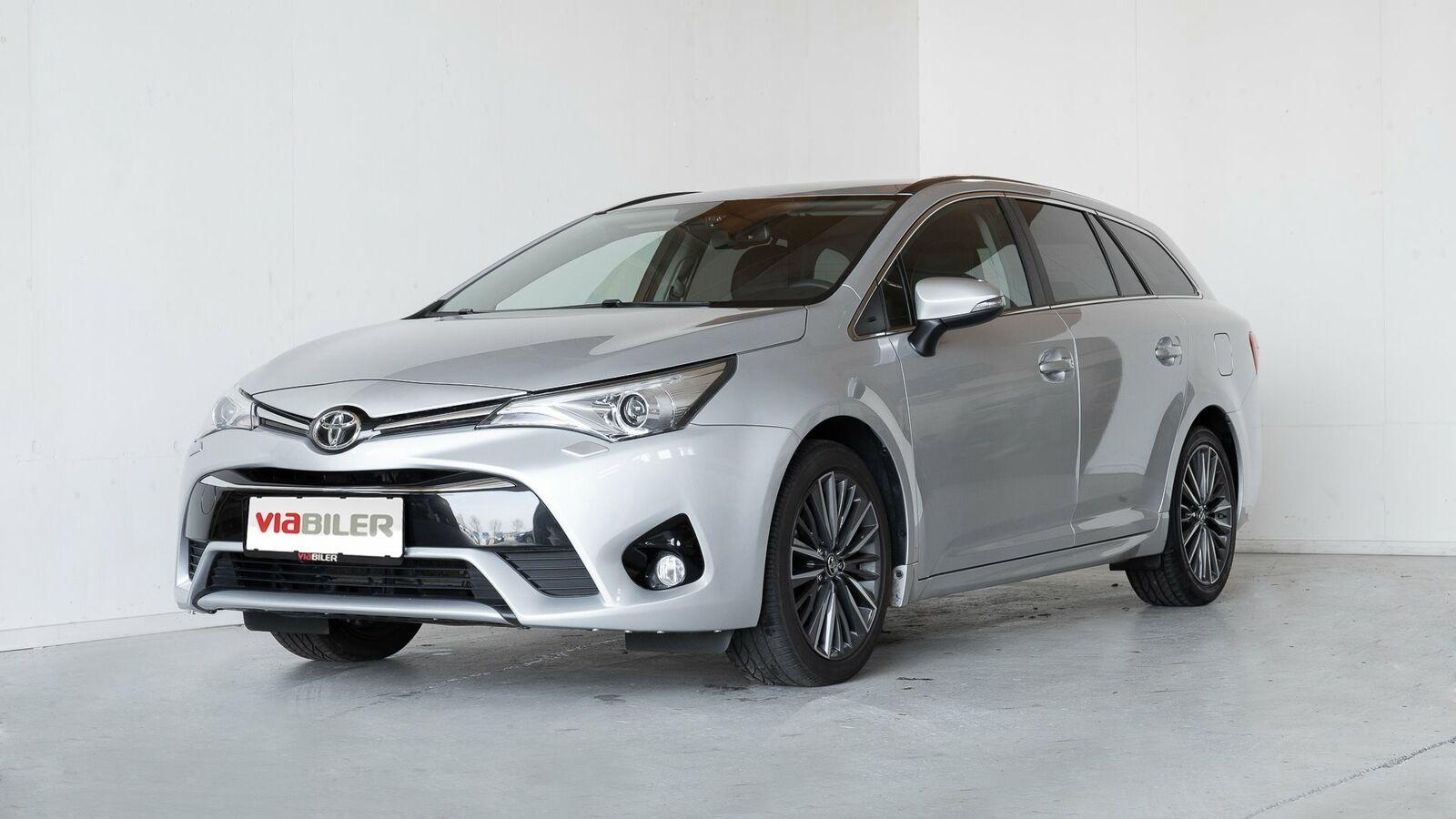 Toyota Avensis 1,8 VVT-i T2 Premium TS 5d - 239.900 kr.