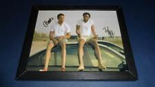 """CHILDISH GAMBINO & CHANCE THE RAPPER SIGNED & FRAMED 10""""X8"""" INCH PHOTO REPRO"""