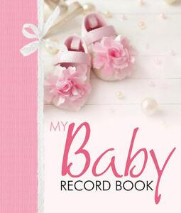 My-Baby-Girl-Record-Book-Keepsake-Journal-Photo-Album-Birth-To-Seven-Years