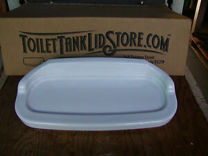 Toto Toilet Tank Lid Willingham CST924 Tray Style 924 WHITE #01 7D ...