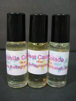 Nag Champa Perfume Body Oil Fragrance Oil 1/8 Oz One Bottle