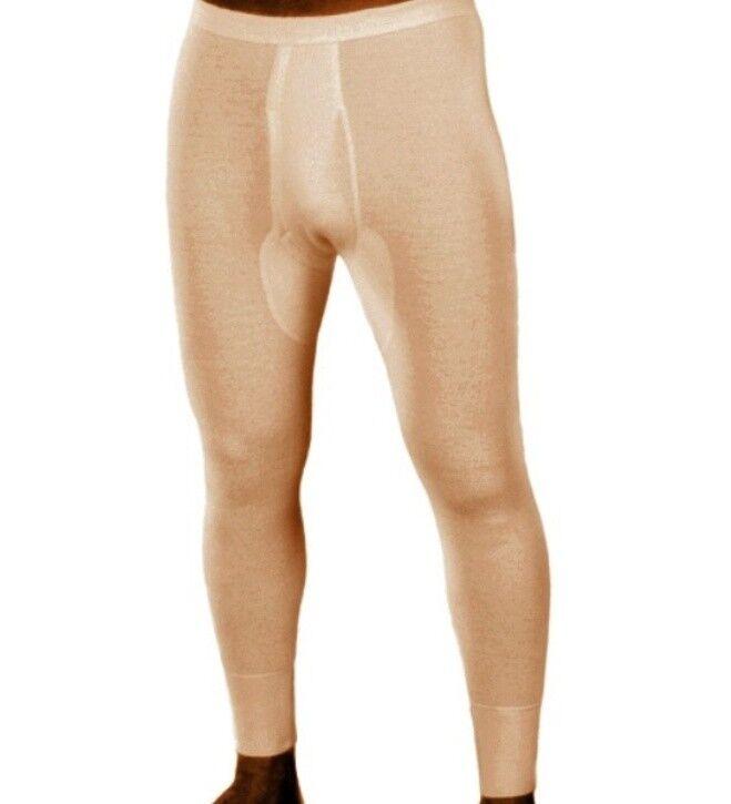 Angora  Herren Unterhose lang  Angora-Unterwäsche 50% 50% 50% Angora mit Eingriff Beige  | Zuverlässige Qualität  | Won hoch geschätzt und weithin vertraut im in- und Ausland vertraut  | Moderne und elegante Mode  | Neue Sorten werden eingeführt  | Outlet Onl 6c7da6