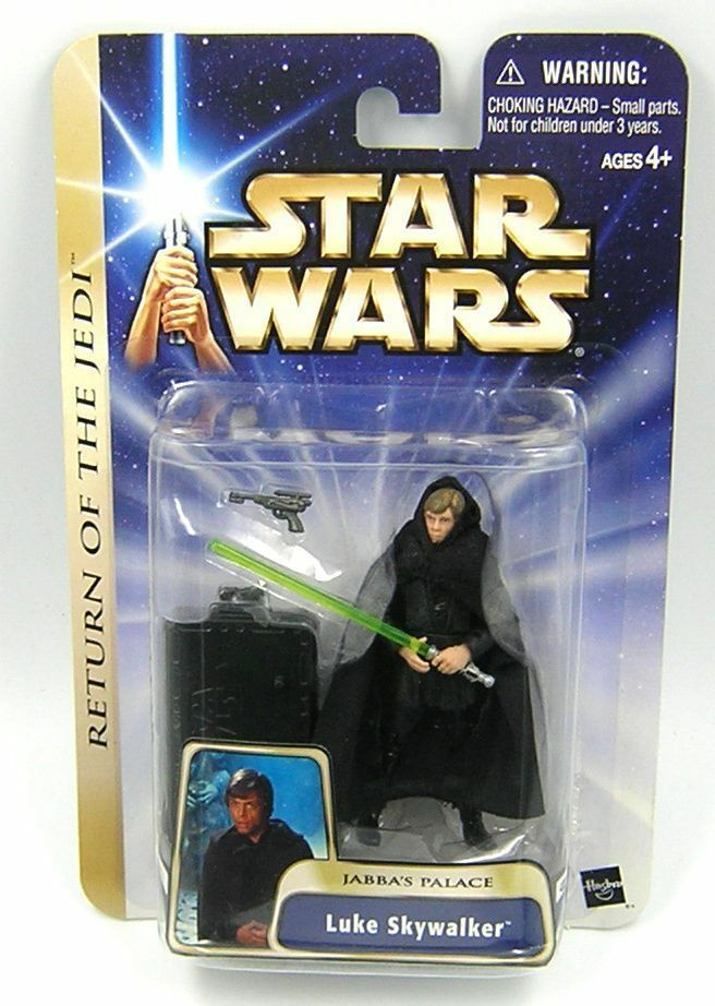 Star Star Star Wars SAGA 2004 Luke Skywalker ( Jabba's Palace ) 03d86d